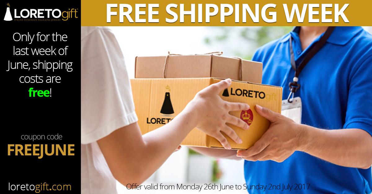LORETOgift Free Shipping